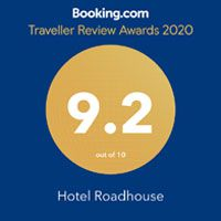 Booking.com Traveler Review Award 2020